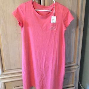 Vineyard Vines T-Shirt Dress. New with tags.